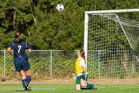 5276 Girls JV Soccer v Cedar Park 090412