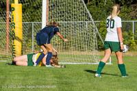 5291 Girls JV Soccer v Cedar Park 090412