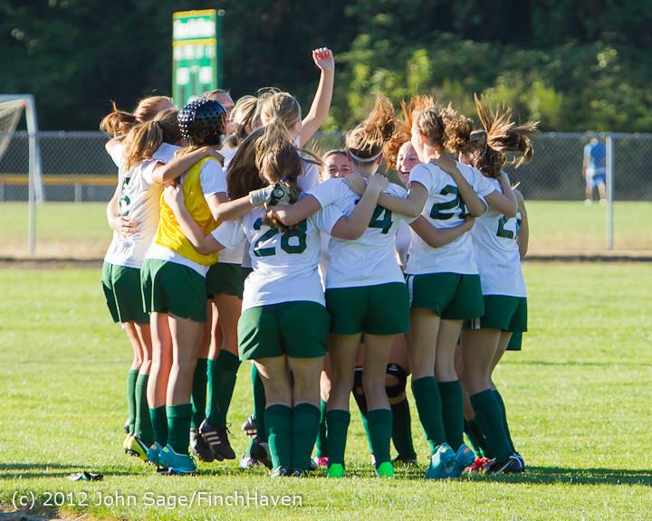 5311 Girls Varsity Soccer v Cedar Park 090412