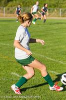 5442 Girls Varsity Soccer v Cedar Park 090412