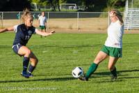 5448 Girls Varsity Soccer v Cedar Park 090412