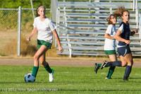 5472 Girls Varsity Soccer v Cedar Park 090412