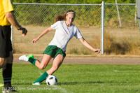5474 Girls Varsity Soccer v Cedar Park 090412