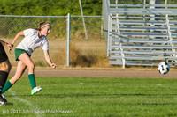 5476 Girls Varsity Soccer v Cedar Park 090412