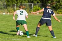 5485 Girls Varsity Soccer v Cedar Park 090412