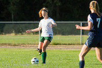 5496 Girls Varsity Soccer v Cedar Park 090412