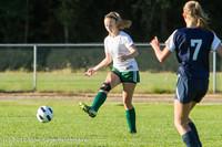 5498 Girls Varsity Soccer v Cedar Park 090412
