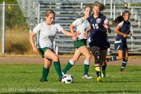 5511 Girls Varsity Soccer v Cedar Park 090412