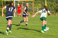 5533 Girls Varsity Soccer v Cedar Park 090412
