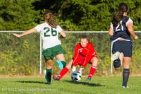 5542 Girls Varsity Soccer v Cedar Park 090412