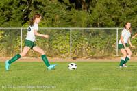 5553 Girls Varsity Soccer v Cedar Park 090412