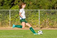 5554 Girls Varsity Soccer v Cedar Park 090412