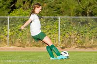 5555 Girls Varsity Soccer v Cedar Park 090412