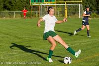5605 Girls Varsity Soccer v Cedar Park 090412