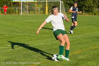 5607 Girls Varsity Soccer v Cedar Park 090412