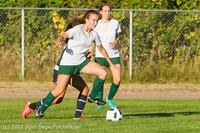 5687 Girls Varsity Soccer v Cedar Park 090412
