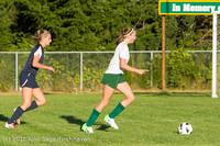 5702 Girls Varsity Soccer v Cedar Park 090412