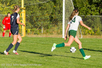 5707 Girls Varsity Soccer v Cedar Park 090412