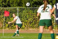5747 Girls Varsity Soccer v Cedar Park 090412