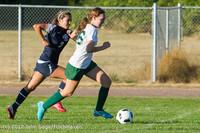 5768 Girls Varsity Soccer v Cedar Park 090412