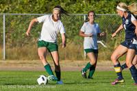 5794 Girls Varsity Soccer v Cedar Park 090412