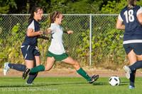 5795 Girls Varsity Soccer v Cedar Park 090412