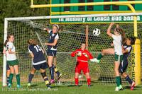 5816 Girls Varsity Soccer v Cedar Park 090412