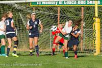 5820 Girls Varsity Soccer v Cedar Park 090412