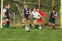 5823 Girls Varsity Soccer v Cedar Park 090412
