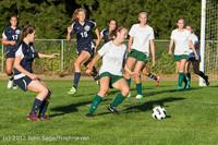 5824 Girls Varsity Soccer v Cedar Park 090412