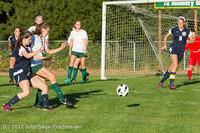 5827 Girls Varsity Soccer v Cedar Park 090412