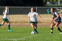 5909 Girls Varsity Soccer v Cedar Park 090412