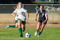 5913 Girls Varsity Soccer v Cedar Park 090412