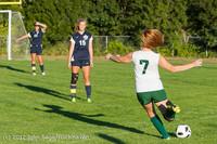 5929 Girls Varsity Soccer v Cedar Park 090412