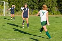 5932 Girls Varsity Soccer v Cedar Park 090412