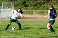 5942 Girls Varsity Soccer v Cedar Park 090412