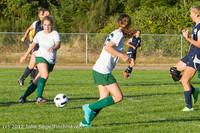 5948 Girls Varsity Soccer v Cedar Park 090412