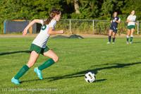5950 Girls Varsity Soccer v Cedar Park 090412
