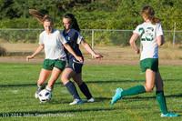 5996 Girls Varsity Soccer v Cedar Park 090412