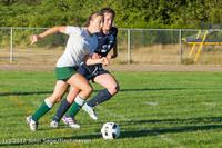 6000 Girls Varsity Soccer v Cedar Park 090412