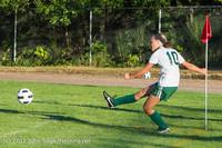 6025 Girls Varsity Soccer v Cedar Park 090412