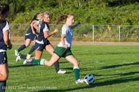 6057 Girls Varsity Soccer v Cedar Park 090412