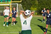 6079 Girls Varsity Soccer v Cedar Park 090412