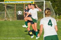 6087 Girls Varsity Soccer v Cedar Park 090412