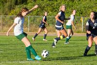 6106 Girls Varsity Soccer v Cedar Park 090412