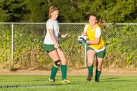 6120 Girls Varsity Soccer v Cedar Park 090412