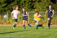 6127 Girls Varsity Soccer v Cedar Park 090412