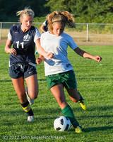6153 Girls Varsity Soccer v Cedar Park 090412