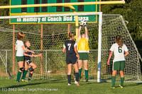 6231 Girls Varsity Soccer v Cedar Park 090412