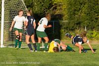6245 Girls Varsity Soccer v Cedar Park 090412